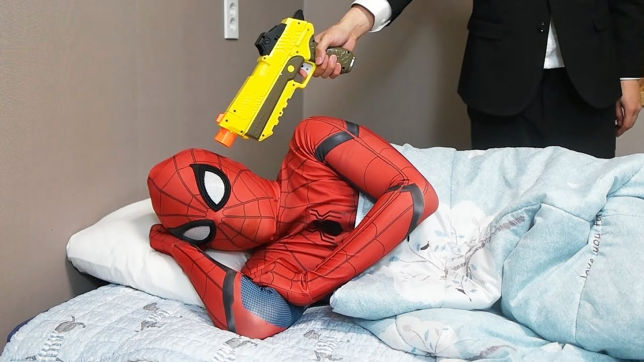 Spider Man Problems İn Real Life | Prank | SUPERHERO's Morning Routine | Funny Video