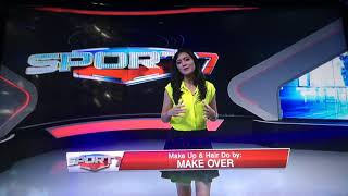 """Download Video My talent, Grace Blessing, aa Host """"Sport 7 Malam"""" (Trans 7) MP3 3GP MP4"""
