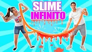 SLIME INFINITO!  Tacos de Perro, Gomitas Insectos - PLAY SandraCiresArt