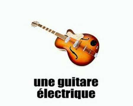 Learn French - Les instruments de musique