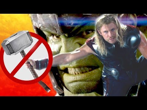 How Powerful is THOR without his Hammer? Marvel Explained [THOR Ragnarok]