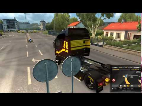 "ETS2 ВТК ""Деловые Линии"" On-LINE MP (MrBuS Donskoy Kazak 061rus)"