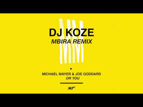 Michael Mayer & Joe Goddard - For You (DJ Koze Mbira Mix)
