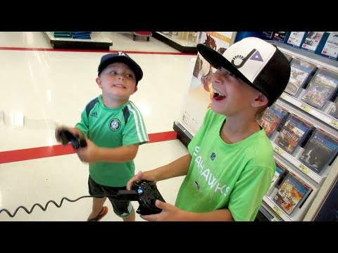 🎮📺VIDEO GAMES MAKE KIDS ANGRY😣😡 | VIDEO GAMES | TARGET🎯🔴 | DYCHES FAM