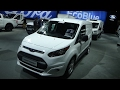 2017 Ford Transit Connect L1 T200 Trend - Exterior and Interior - Auto Show Brussels 2017