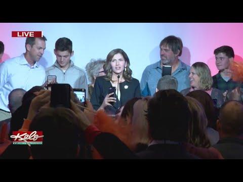 Kristi Noem Acceptance Speech