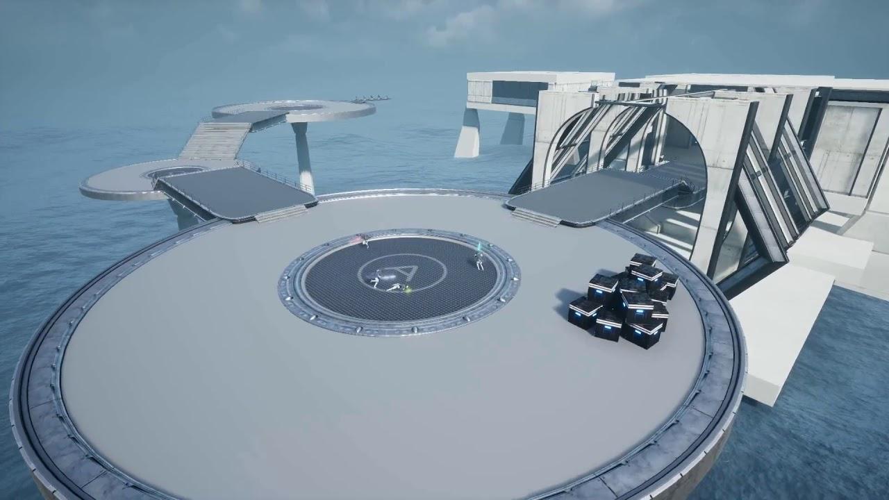 MCS Project [UE4] - Art, Media & Technology - JKHub