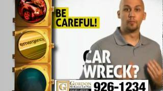 Baton Rouge Car Wreck & Trucking Attorney - Gordon McKernan - STOP!