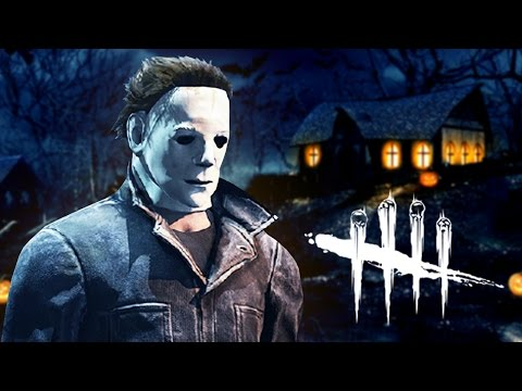 DEAD BY DAYLIGHT HALLOWEEN!