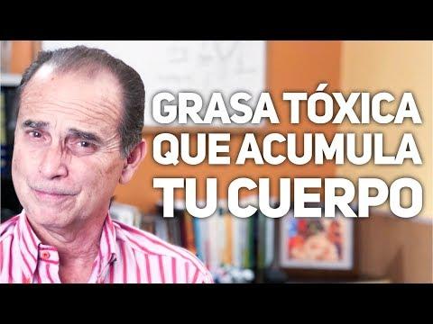 Episodio #1392 Grasa tóxica que acumula tu cuerpo
