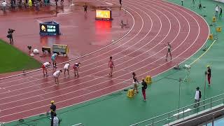 2017 U20日本陸上競技選手権大会 男子400m A決勝