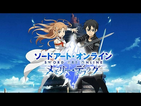 Sword Art Online: Memory Defrag Ep. 1 Gleam Eyes Beats Me to the Ground!