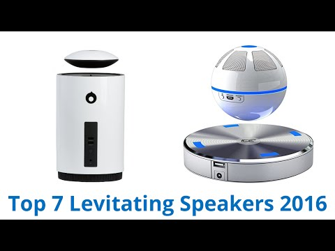 7 Best Levitating Speakers 2016