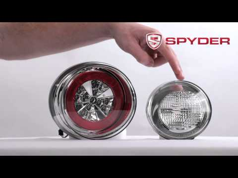 Spyder Auto Product Showcase: 2005-10 Chevy Cobalt 2-Door Coupe LED Tail Light