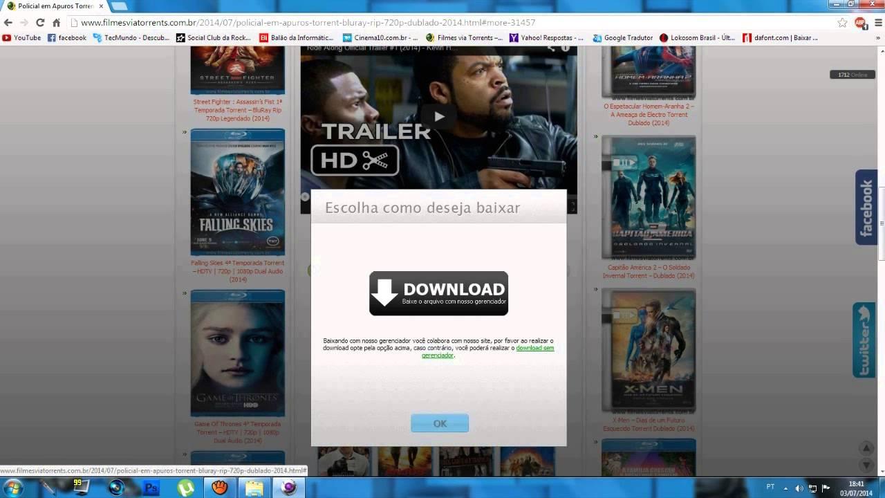 baixar filmes via torrent
