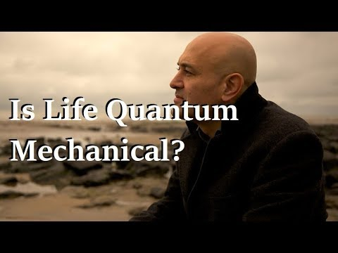 Is Life Quantum Mechanical?