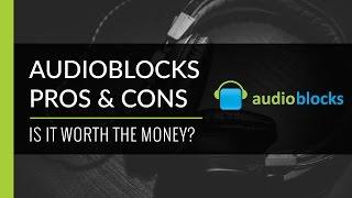 AudioBlocks - Pros & Cons - A Genuine Review