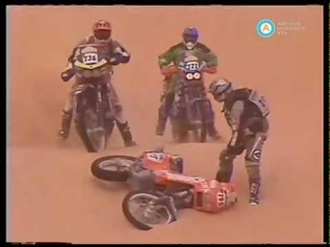 Rally Dakar, etapas corridas en Mauritania, 2005 (parte I)