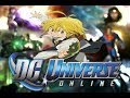 DC Universe Online How To Make Meliodas/ Character Creation Style