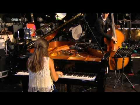 Jazzopen 2015 in Stuttgart - Emily Bear