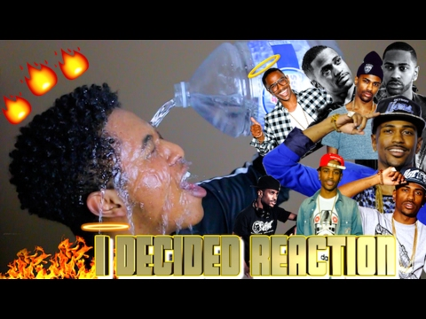 BIG SEAN - I DECIDED (REACTION)