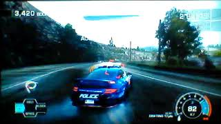 Need for Speed: Hot Pursuit - Charged Attack [SCPD/Hot Pursuit]
