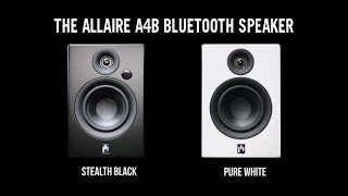 The Award-winning Aperion Audio Allaire Bluetooth Speaker