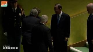 """غرفة الأخبارسياسة  الأمم المتحدة تصفق لاختيار  """"غوتيريس"""" أمينا عاما"""