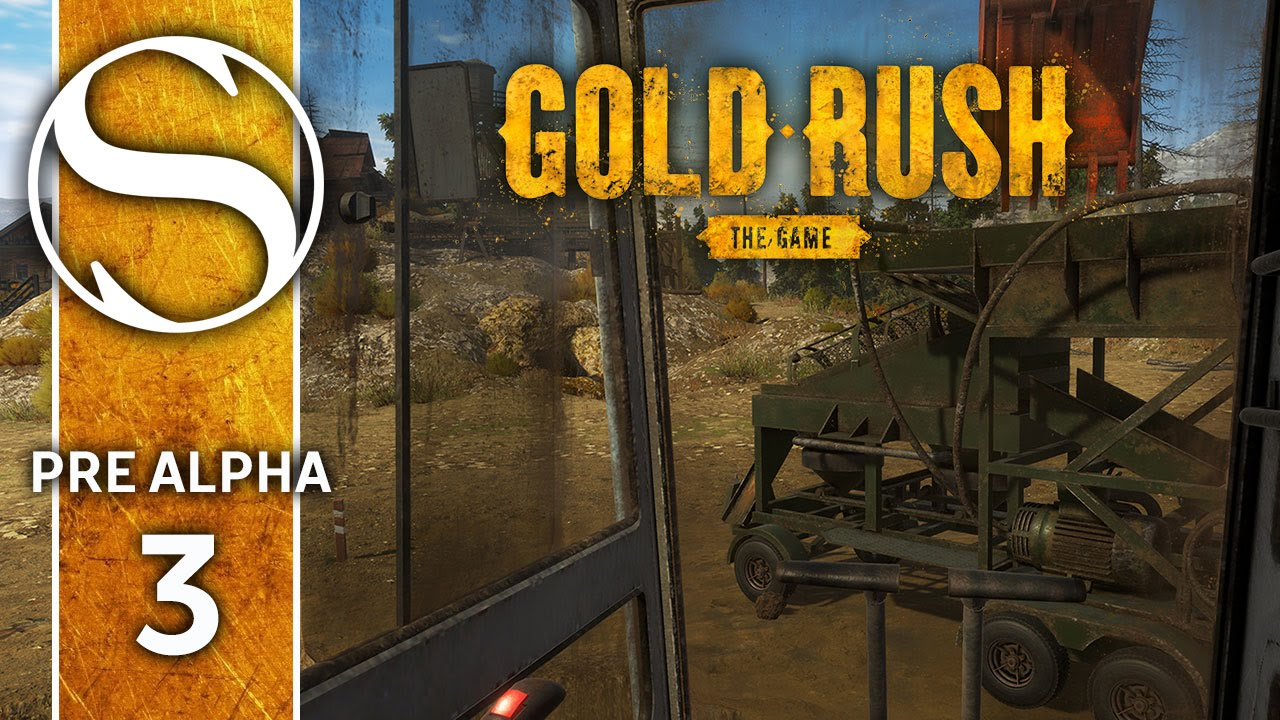how to play gold rush game