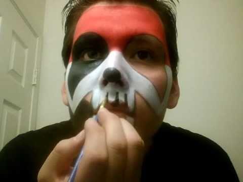 dapj 7 anybody killa abk face paint youtube