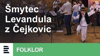 Cimbálová muzika Šmytec a ženský sbor Levandula z Čejkovic   Na živú notečku