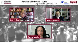 Momento Constituyente en Chile: Experiencias Comparadas