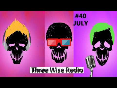 Three Wise Radio #40 Suicide Squad and Summer Olympic Update