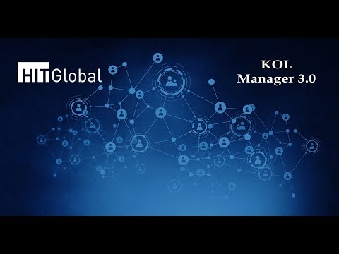 QUICKEST ROUTE TO FINDING THE RIGHT KOLs WITH HIT GLOBAL