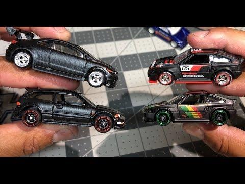 71e500460ce1a8 🔥My latest custom Honda Civics   CRXs - YouTube