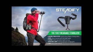 Funded Today Promotes 📣 Steadify Camera Stabilizers