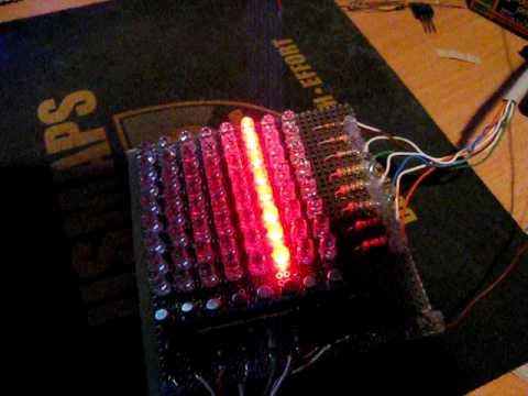 16x64 Led Matrix