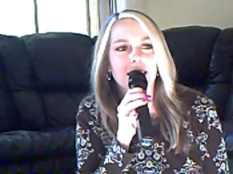 Becky Bui singing Lang Toi in Vietnamese