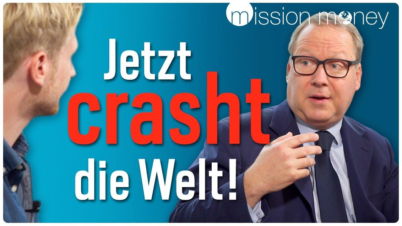 Max Otte: So rettest DU dein Geld vor der Kernschmelze! // Mission Money
