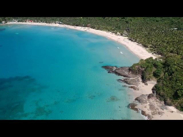 Most Beautiful Beach in El Nido, Palawan