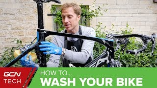 How To Clean Your Bike | GCN Tech's Perfect Bike Wash