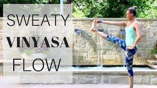 Sweaty Vinyasa Flow -  Liel Cheri Yoga