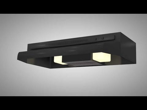 How It Works: Range Vent Hood