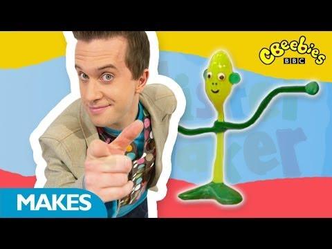 CBeebies: Mister Maker - Spoon Alien