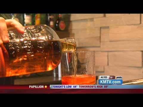Scissors and Scotch in West Omaha is mixing a cocktail of bar and barbershop.