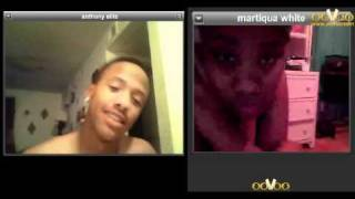 Me and My Boo on ooVoo