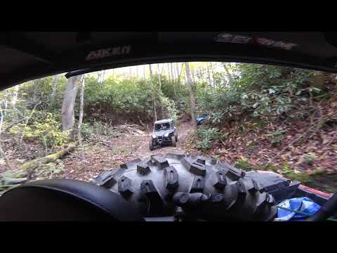 HONDA TALON 1000X TACKLES SPEARHEAD TRAILS GOPR9379