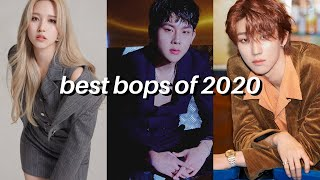 my top 100 k-pop songs of 2020