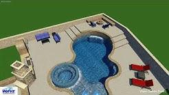 Wave Custom Pools....Custom Pool Jacksboro, TX