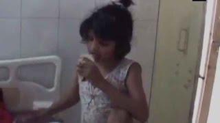 Feral child raised by animals found in Bahraich